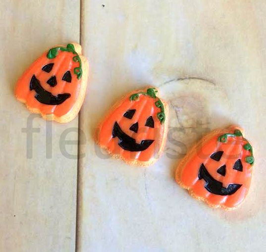 Halloween Flat Back Resins-Pick Your Design