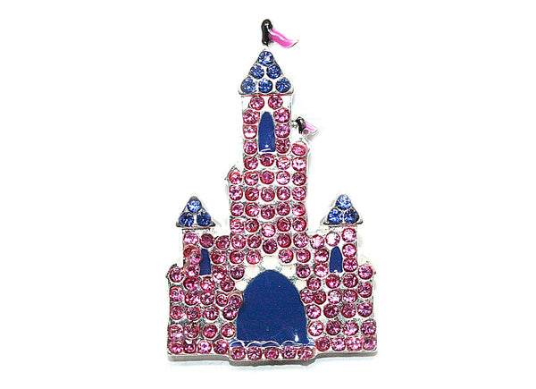 Princess Castle Rhinestone