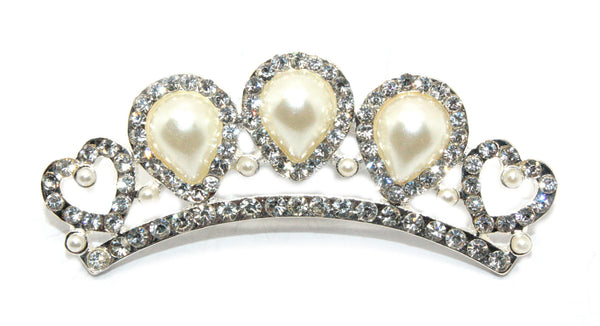 Rhinestone Crown 58 by 20 MM