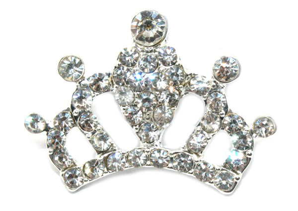 Rhinestone Crown 30 by 22 MM