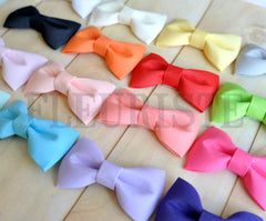 Tuxedo Bow-Pick Your Color