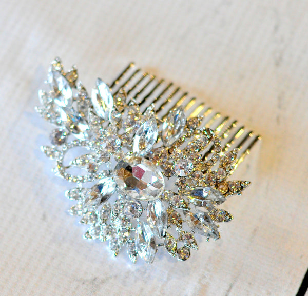 Bridal Comb - Ready to Wear -XL Gatsby