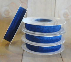 5 Yard Pre-Packaged Roll - Solid Fold Over Elastic - Dark Navy