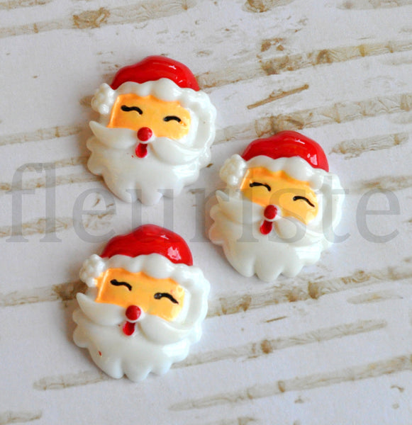 Christmas Flat Back Resins-Pick Your Design