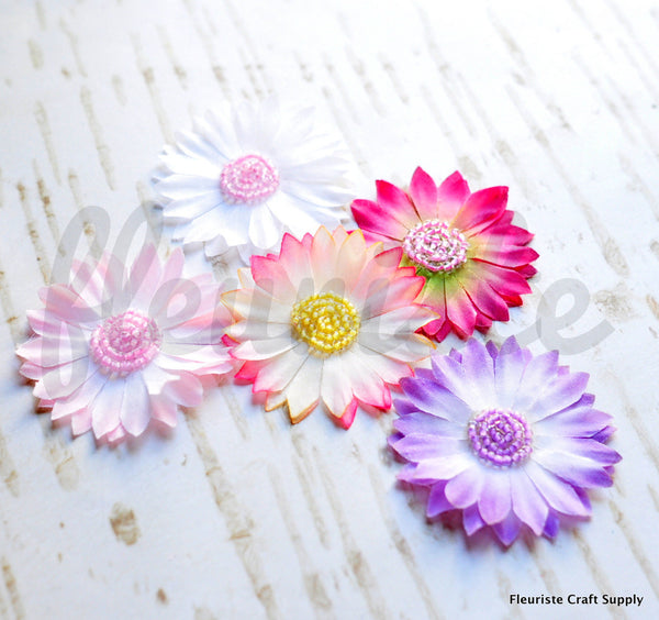 Teensy Beaded Daisy - Pick Your Color