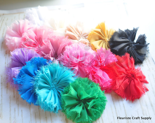 Unfinished Ballerina Flowers-Pick Your Color