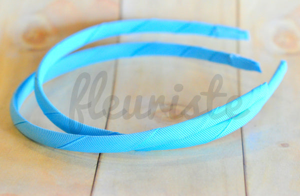 Grosgrain Wrapped Headband