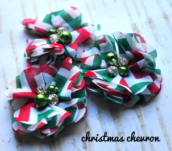 Christmas Petite Chiffon - Pick Your Pattern