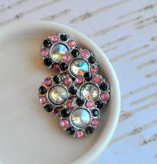 18mm Neopolitan Button