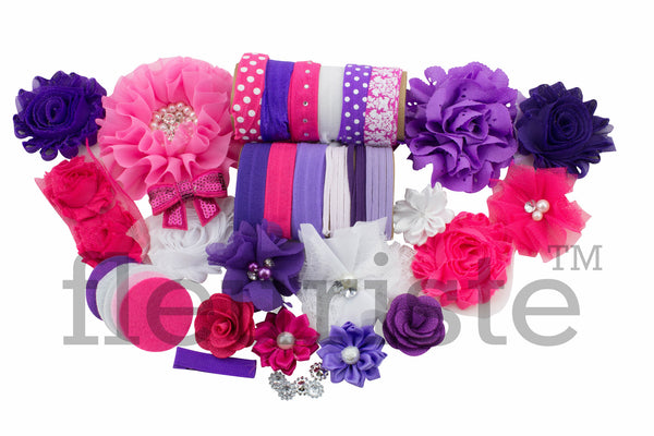 Baby Shower Games Headband DIY Kit 126