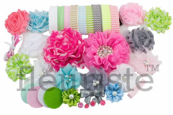 Baby Shower Games Headband DIY Kit 127