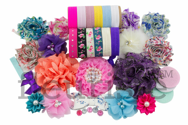Baby Shower Games Headband DIY Kit 128