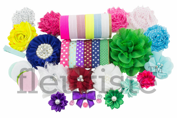 Baby Shower Games Headband DIY Kit 129