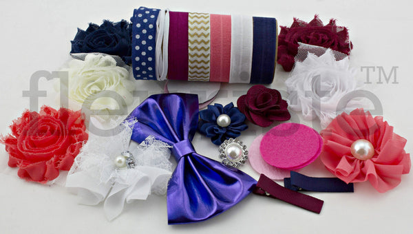 Baby Shower Games Headband DIY Kit 139