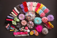 Baby Shower Headband DIY Kit 110