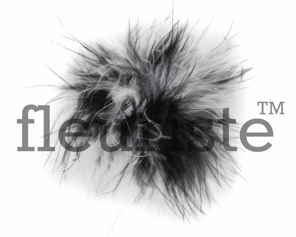 Multi Color Marabou Puffs-meduim - Pick Your Color