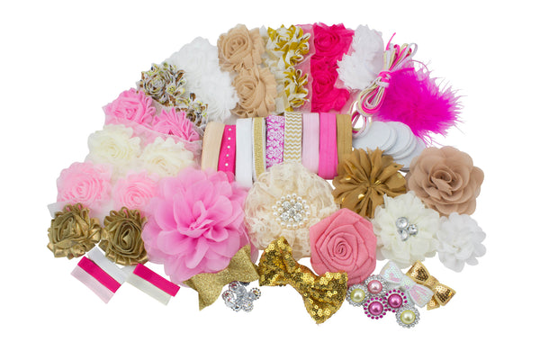 Baby Shower Headband DIY Kit 114