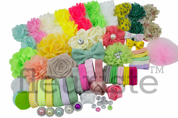Baby Shower Games Headband DIY Kit 137
