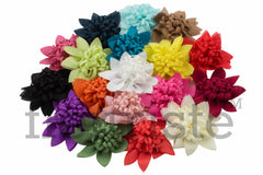 Mum Flowers 2.5 inch - Pick Your Color