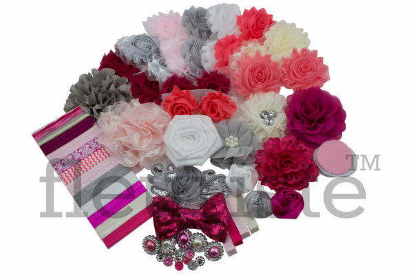 Baby Shower Headband DIY Kit 117