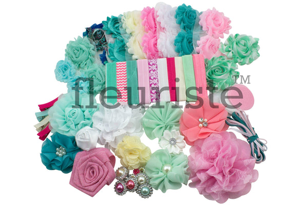 Baby Shower Games Headband DIY Kit 121