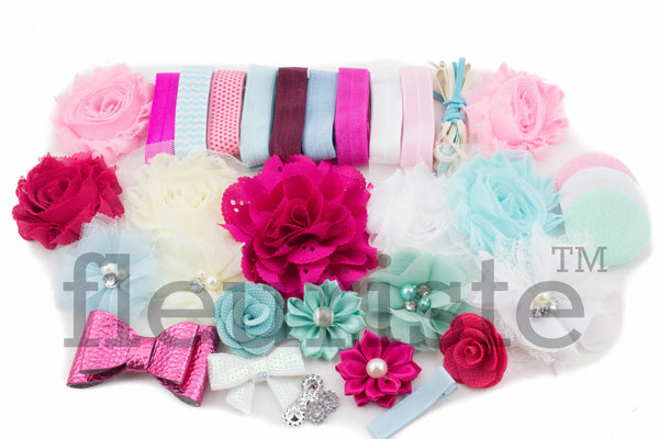 Baby Shower Games Headband DIY Kit 134