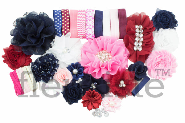 Baby Shower Games Headband DIY Kit 138