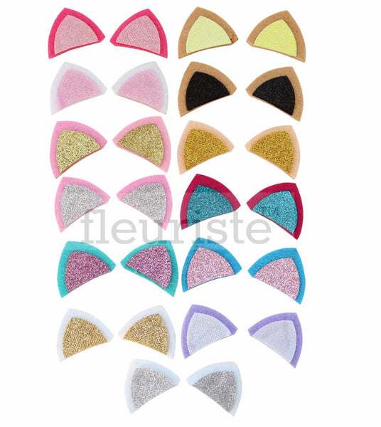 "1.75"" Mini Unicorn Ears - Pick Your Color"