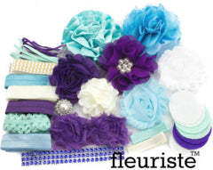 Baby Shower Headband DIY Kit 103 Under the Sea