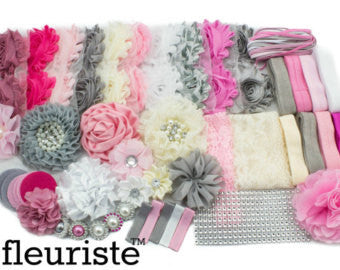 Baby Shower Headband DIY Kit 101