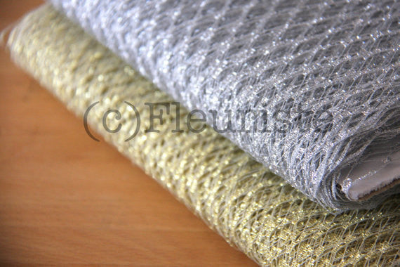 Metallic Russian Veiling-Pick Your Color