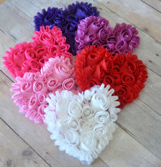 Shabby Heart Singles-Original Collecton-Pick Your Color