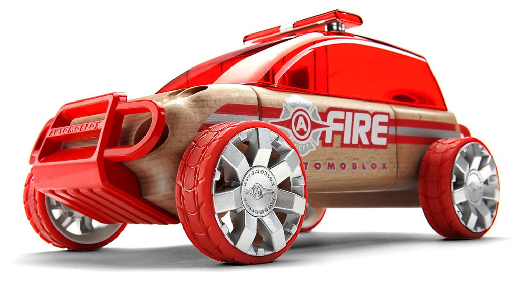 Automoblox X9 fire SUV - Brands For Kids