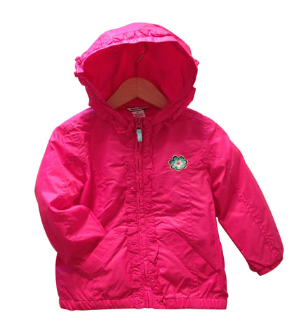 Hartstrings Girl's Windbreaker Pink