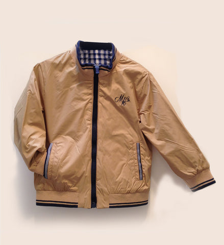 Mayoral Boys Reversible Windbreaker