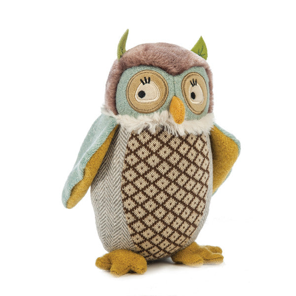 Ollie the Owl Plush Toy | Ragtales | Brands For Kids | Australia