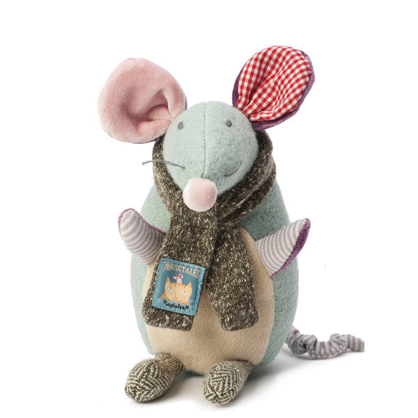 Tweedie The Little Mouse - Soft Plush Toy | Ragtales | Brands For Kids | Australia