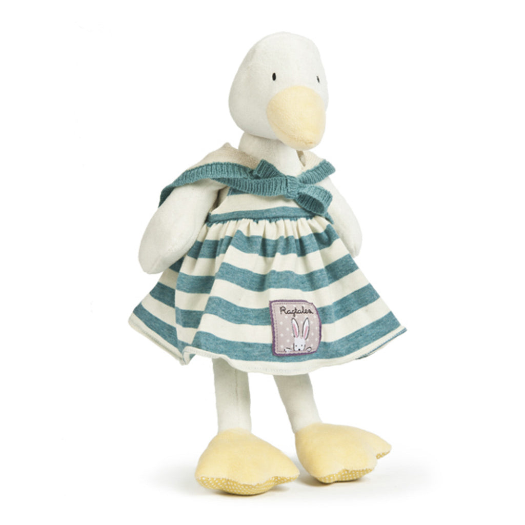 Phoebe Duck Plush Toy | Ragtales | Brands For Kids | Australia