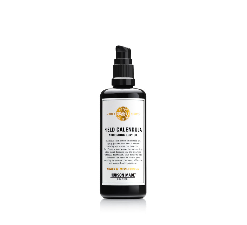 Field calendula / nourishing body oil by hudson made