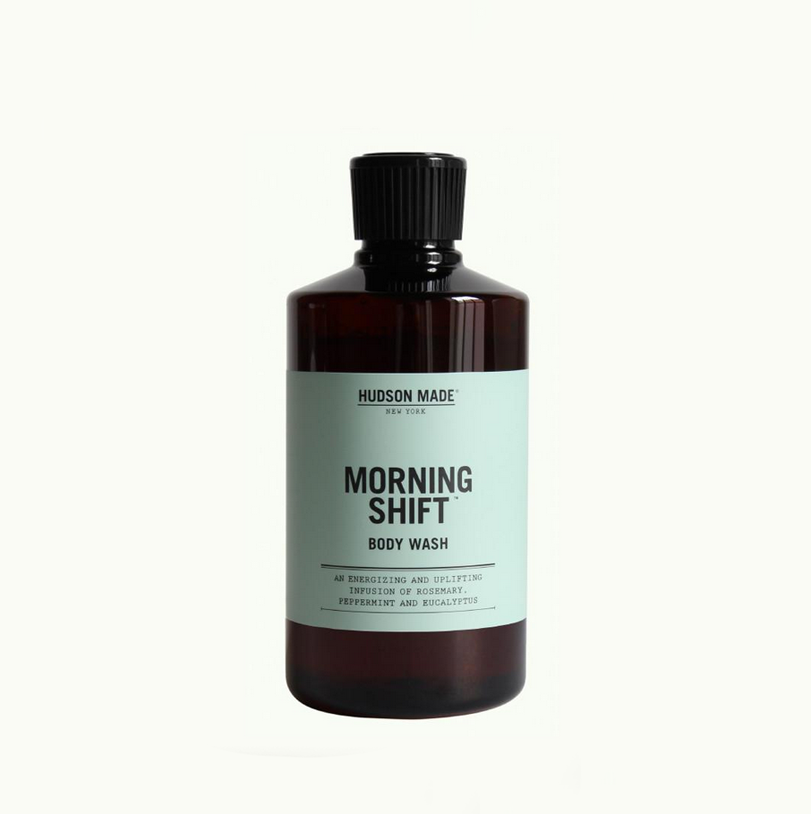 Morning shift liquid body wash by Hudson Made