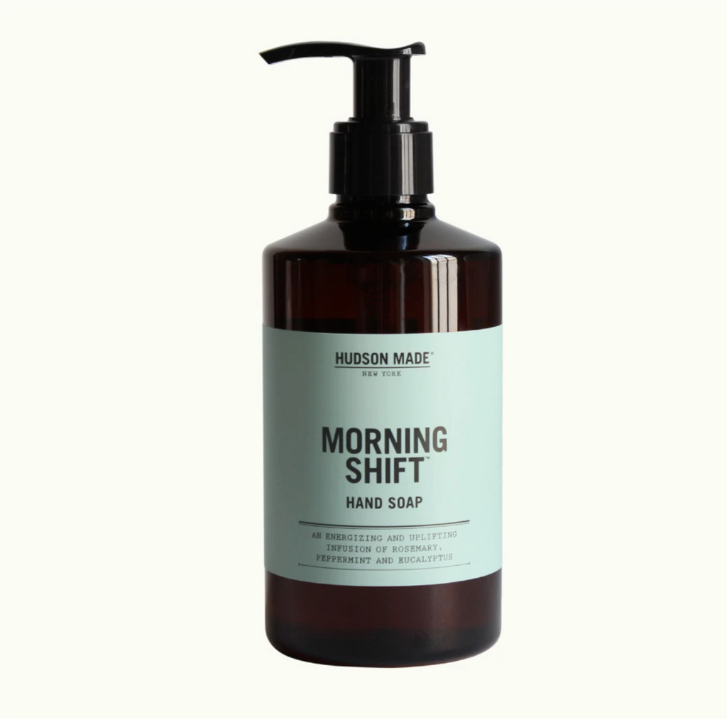 Morning shift liquid hand soap by hudson made