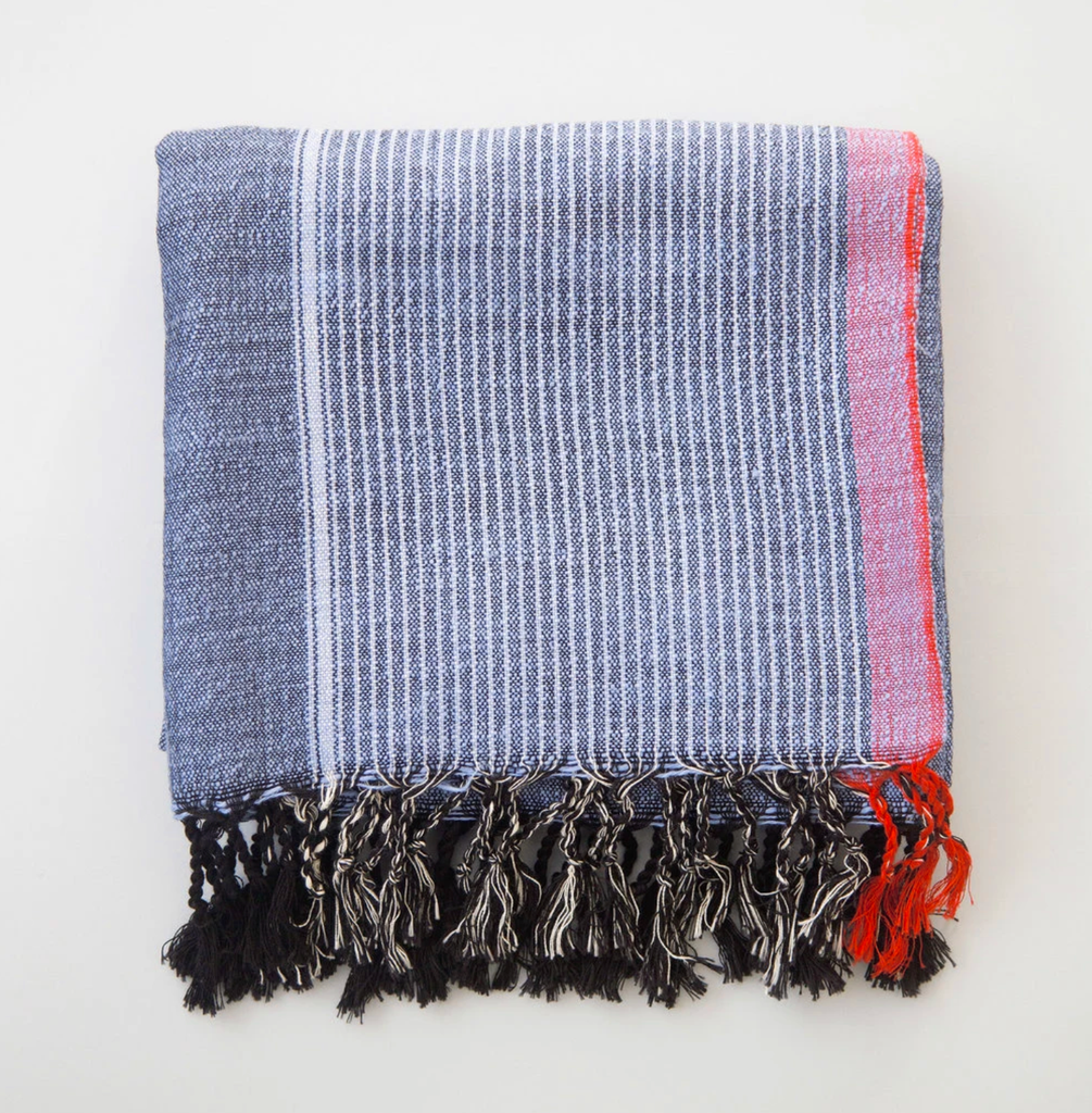Indigo Turkish Towel
