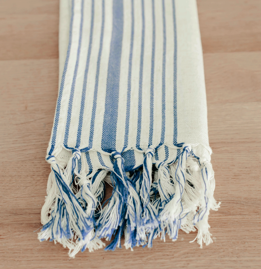Stripe Turkish Hand Towel