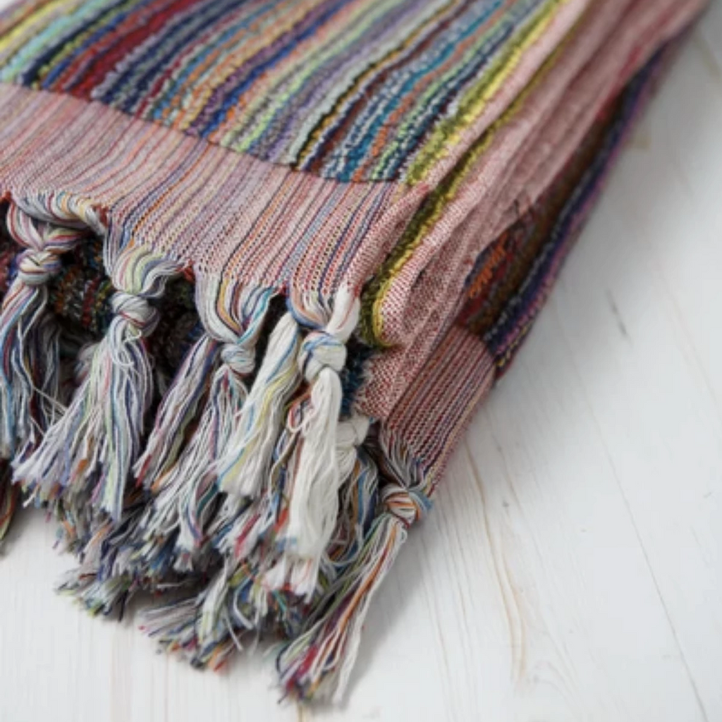 Beautiful turkish terry towel