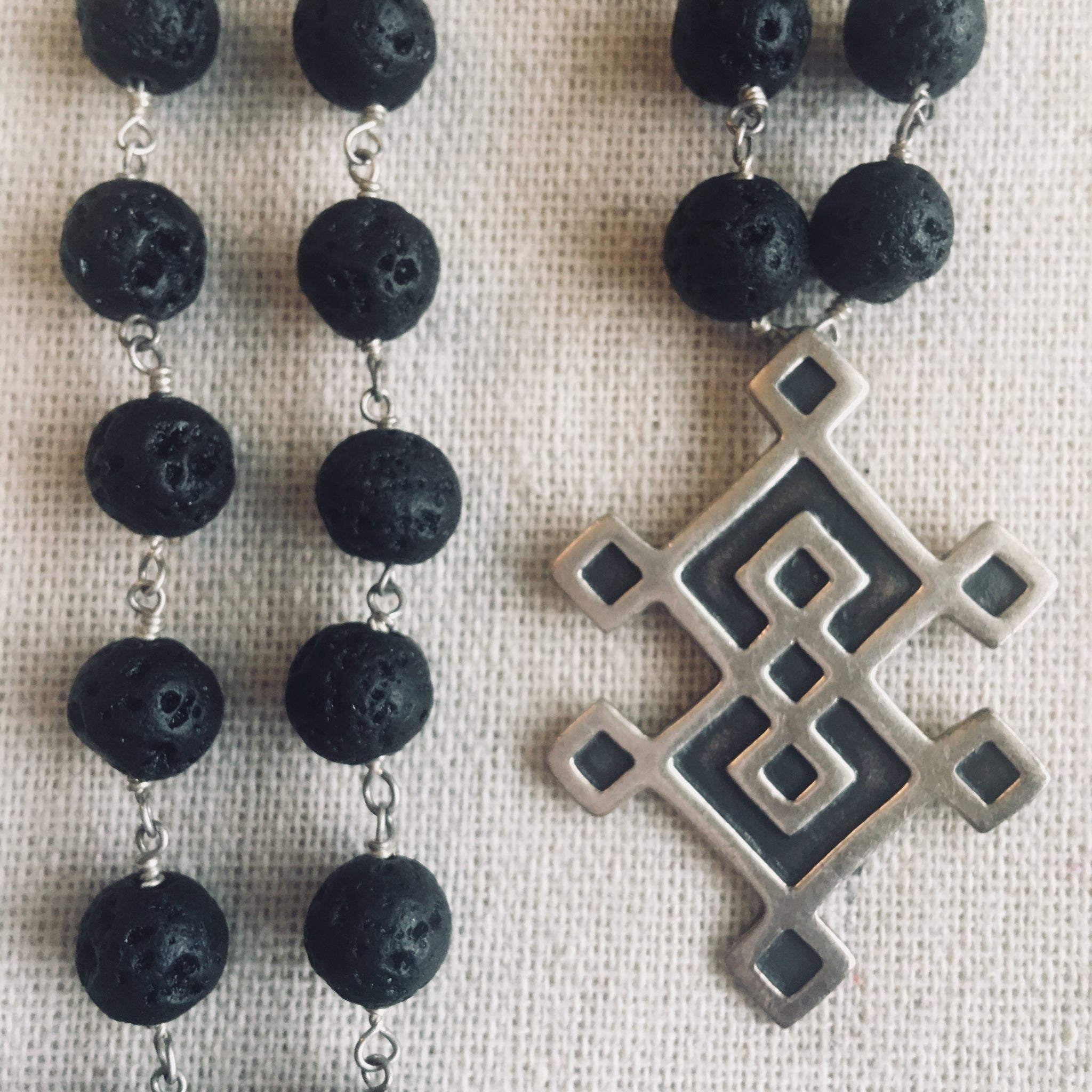 Neshi tribal necklace