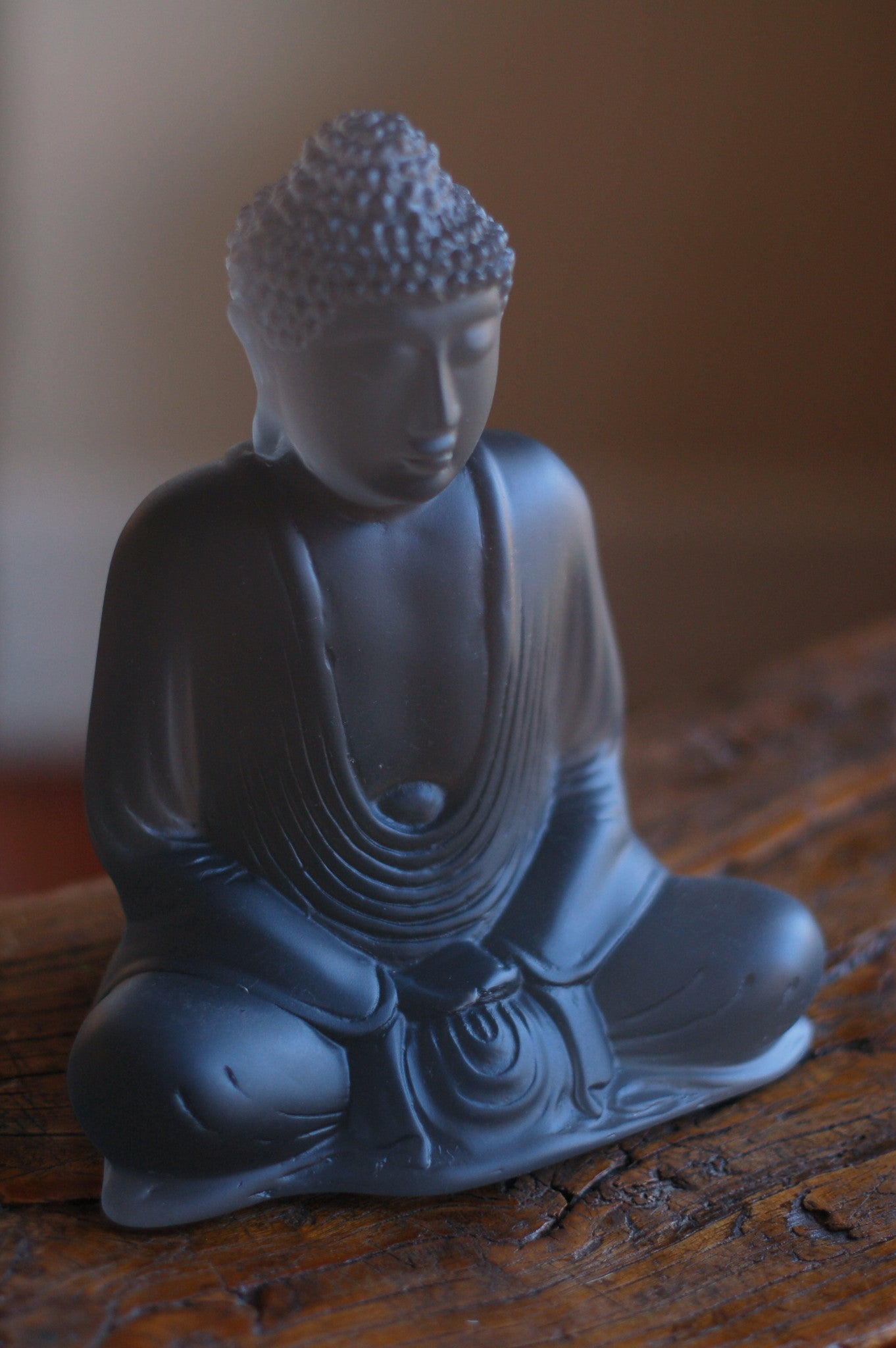 Charcoal Lucent Buddha
