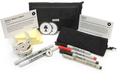 Inkwell Sketch Kit