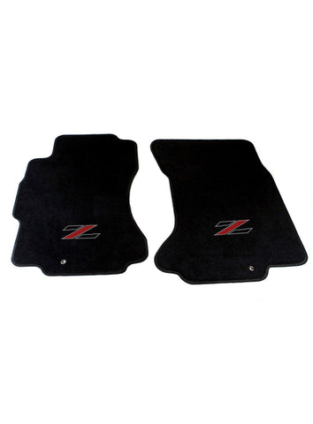 ZThirtyTwo Front Floor Mat Set