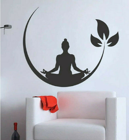 Buddha Decal Sticker