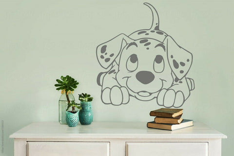 Dalmatians 101 Wall Sticker